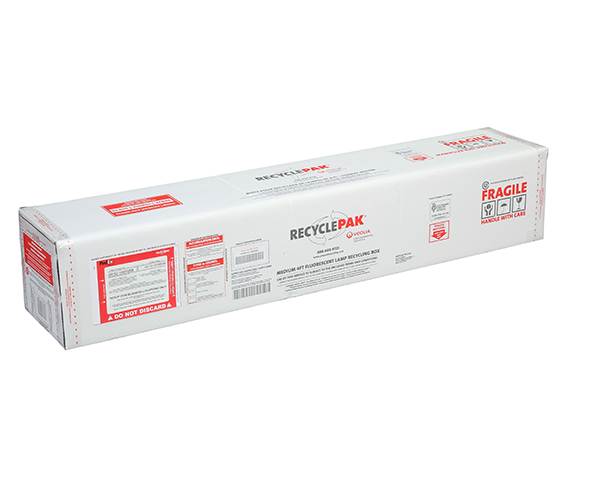 SUPPLY-043H-OUTER- HAWAII OUTER ISLANDS MEDIUM 4FT FLUORESCENT LAMP RECYCLING BOX
