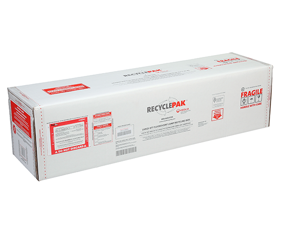 SUPPLY-065H-OAHU- HAWAII OAHU LARGE 4FT FLUORESCENT LAMP RECYCLING BOX